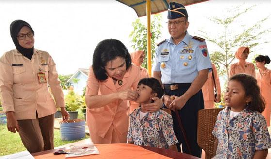Sumber Kepala Penerangan Pangkalan TNI AU Supadio Moh. Agus Salim
