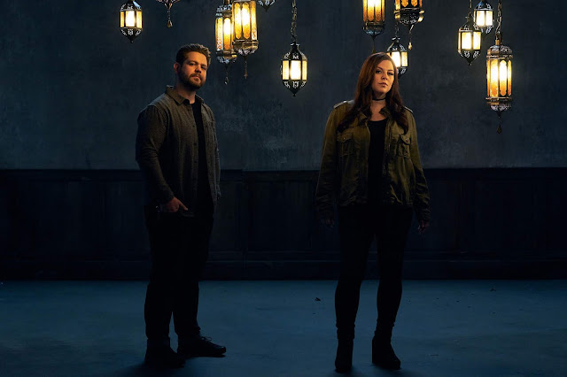 "Paranormal investigators Jack Osbourne and Katrina Weidman descend into all-new eerie encounters in season two of Travel Channel's hit series ""Portals to Hell."""