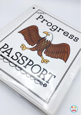 progress passport