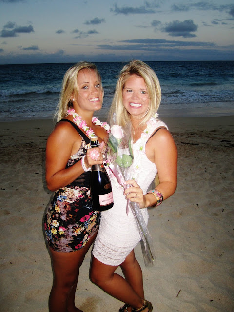 Megan and Whitney get engaged in Hawaii