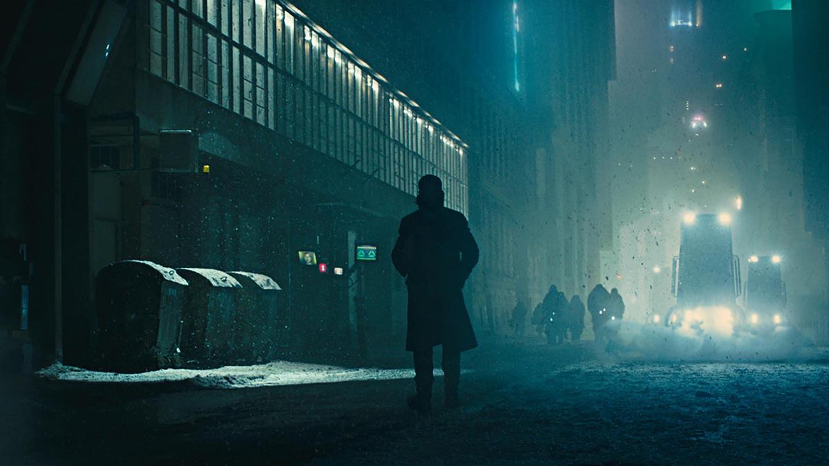Resultado de imagem para Blade Runner 2049 - Roger Deakins