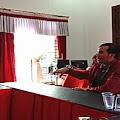 Edi Purwanto : PDI P Tidak Bisa Berdampingan Dengan 4 Partai
