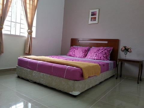 Homestay di Johor Bahru