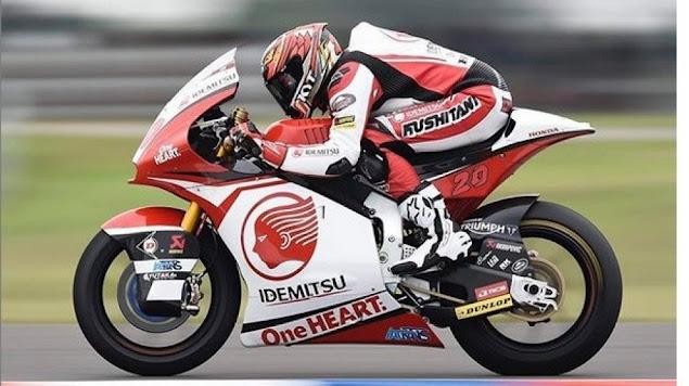 Dimas Ekky Resmi Jadi Pembalap Tim Mandalika Racing Untuk Musim 2021