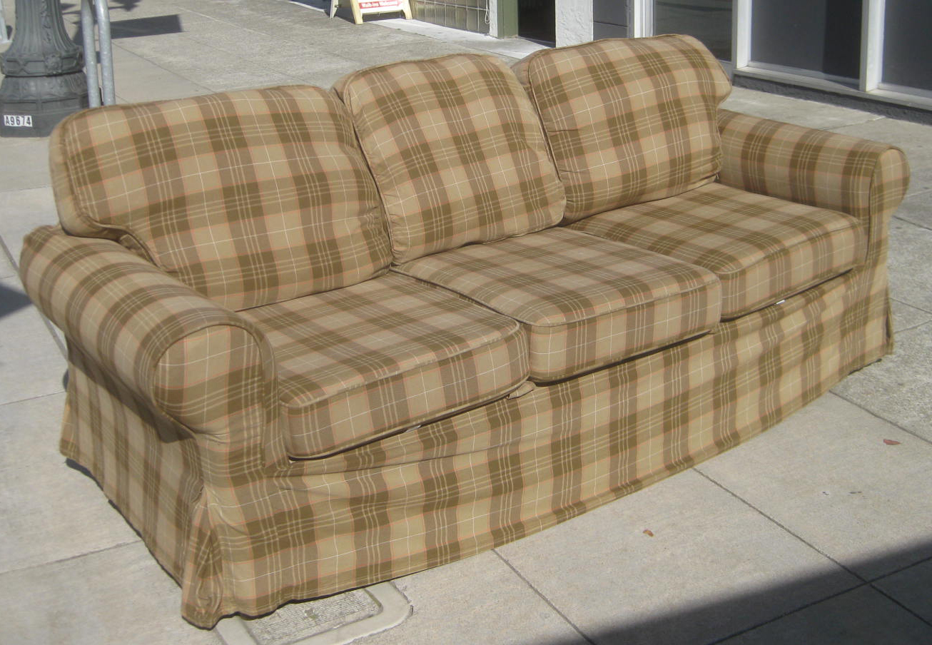 plaid sofa cushions stockholm table black green living room home apartment country sofas