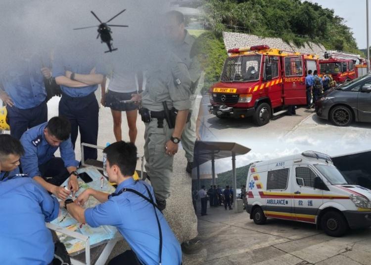 Hiker Hilang Saat Mendaki di Sai Kung, Tim Penyelamat dan Government Flying Service Melanjutkan Misi Pencarian Hari ini