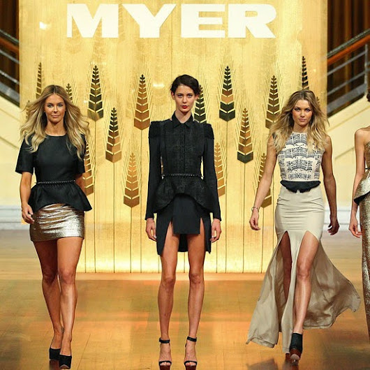 Step in Style with Myer Shoes