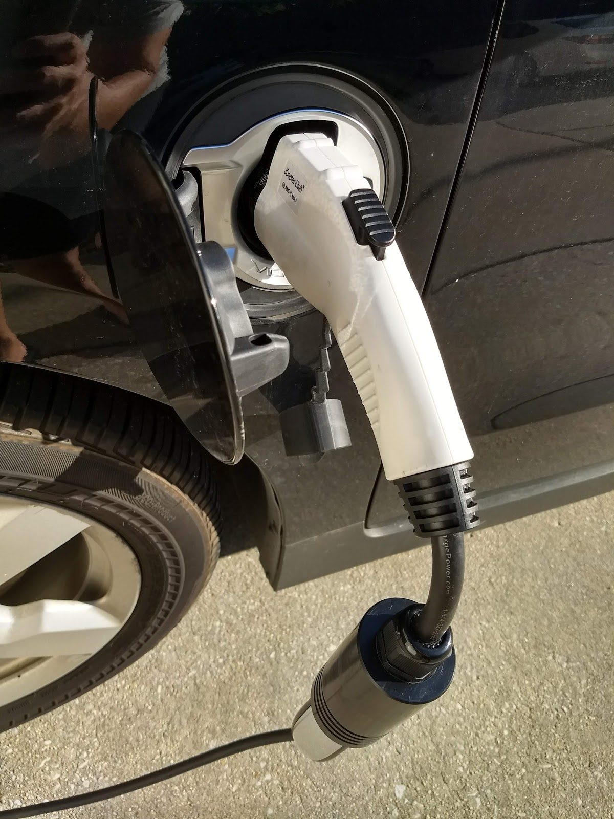 bro05's blog: Best Value Charging Station For a Non-Tesla ...