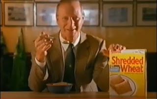 Jack Charlton Shredded Wheat Commercial