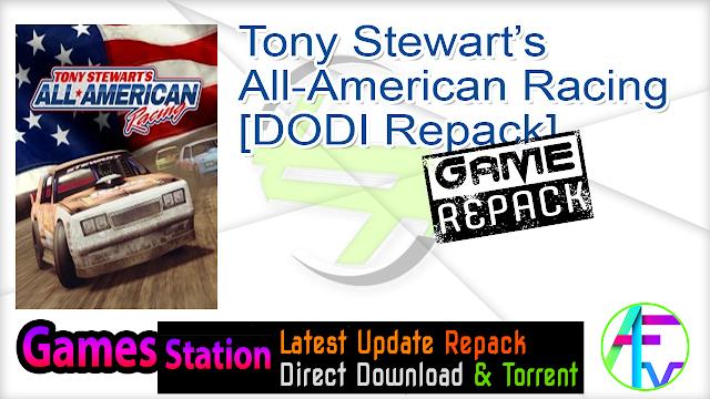 Tony Stewart's All-American Racing – [DODI Repack]