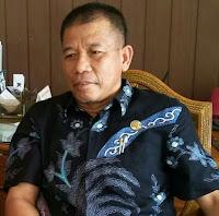 Kadis Kominfostik Teken Kontrak Berlangganan Internet Satelit untuk Lima Kecamatan Terjauh