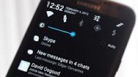 Guida alla barra notifiche Android