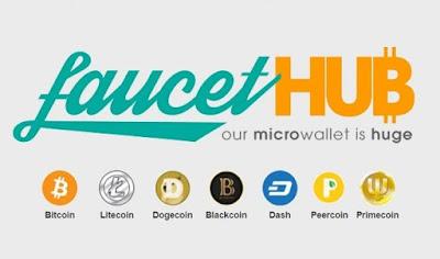 Gana criptomonedas gratis con FaucetHub