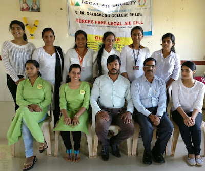 Legal Awareness on Child Rights at Merces