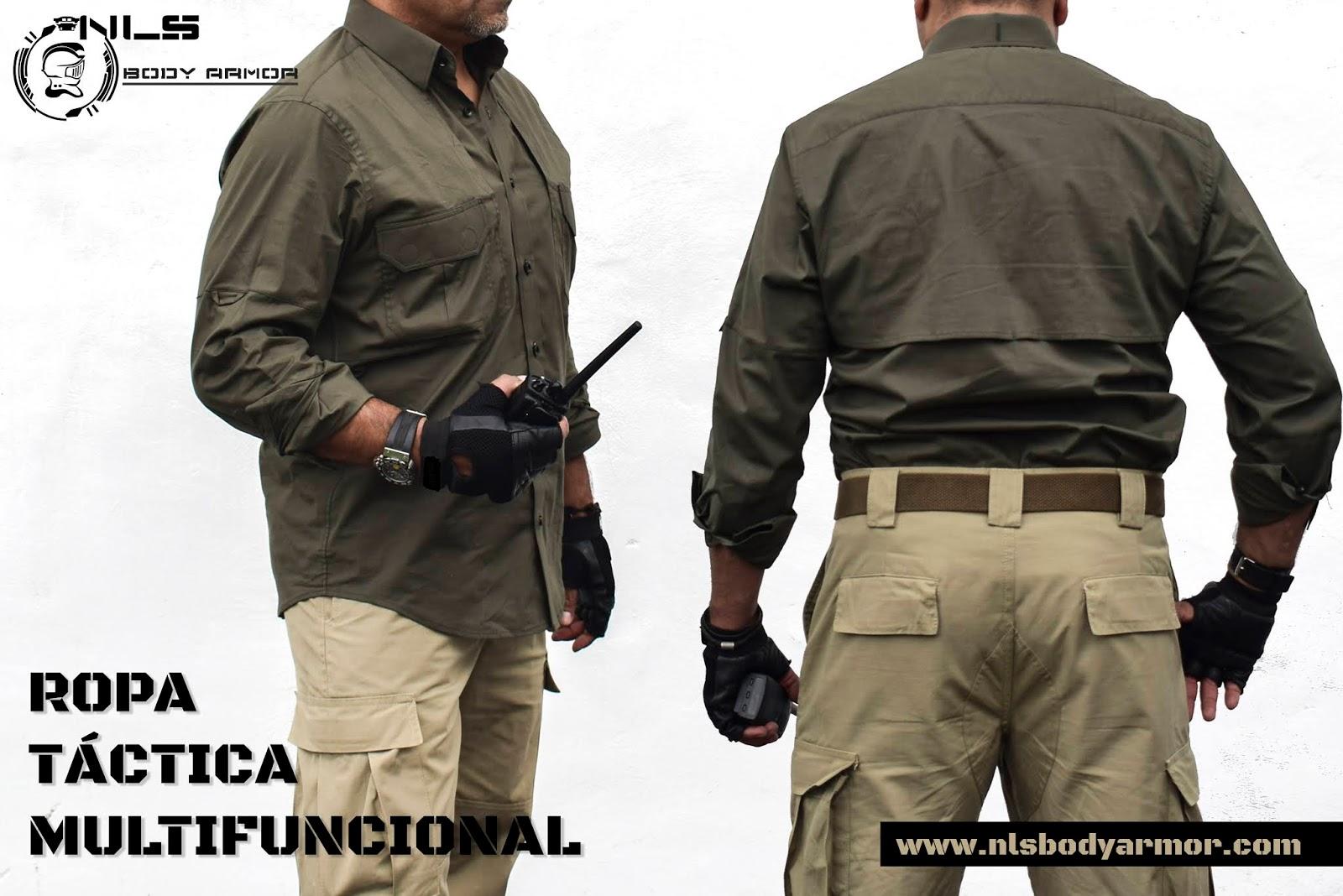 Ropa Blindada Colombiana Camisillas Blindadas Chalecos Antibalas Chaquetas Blindadas Camisa Tactica