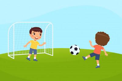 Pengertian, Gerak Dasar, Kombinasi, dan Peraturan Sepak Bola (Revisi)