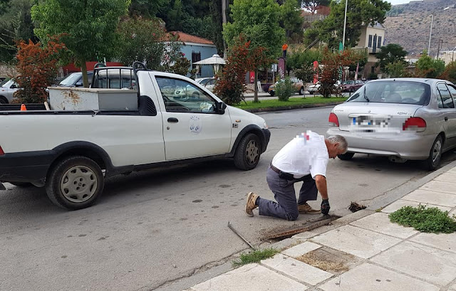 Σε εγρήγορση τα συνεργεία του Δήμου Ναυπλιέων - Καθαριότητα, φρεάτια και πράσινο σε προτεραιότητα