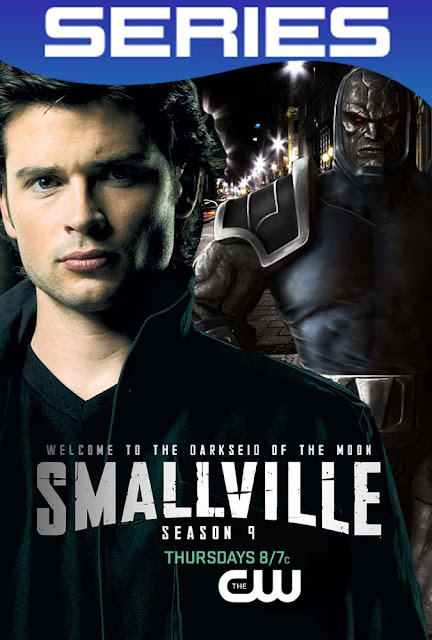 Smallville Temporada 9 Completa HD 1080p Latino