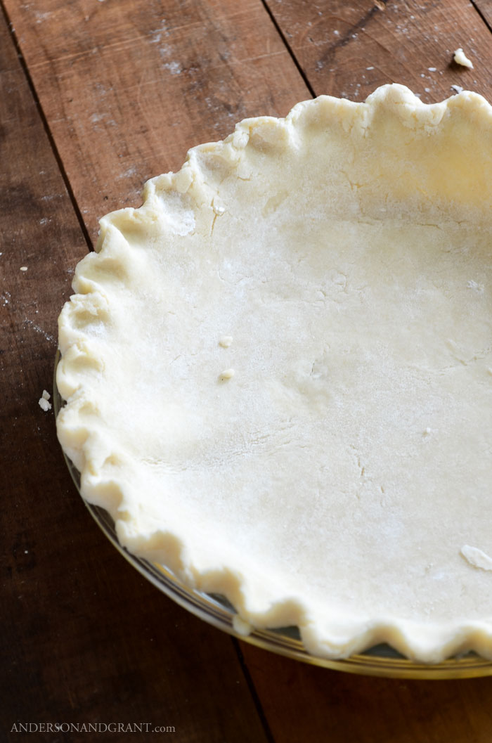 How are your pie crust making skills? This is what I consider a must have recipe along with some great tips for getting your pastry to turn out perfect every time! If you enjoy baking pies, this is a must read post!!!  |  www.andersonandgrant.com