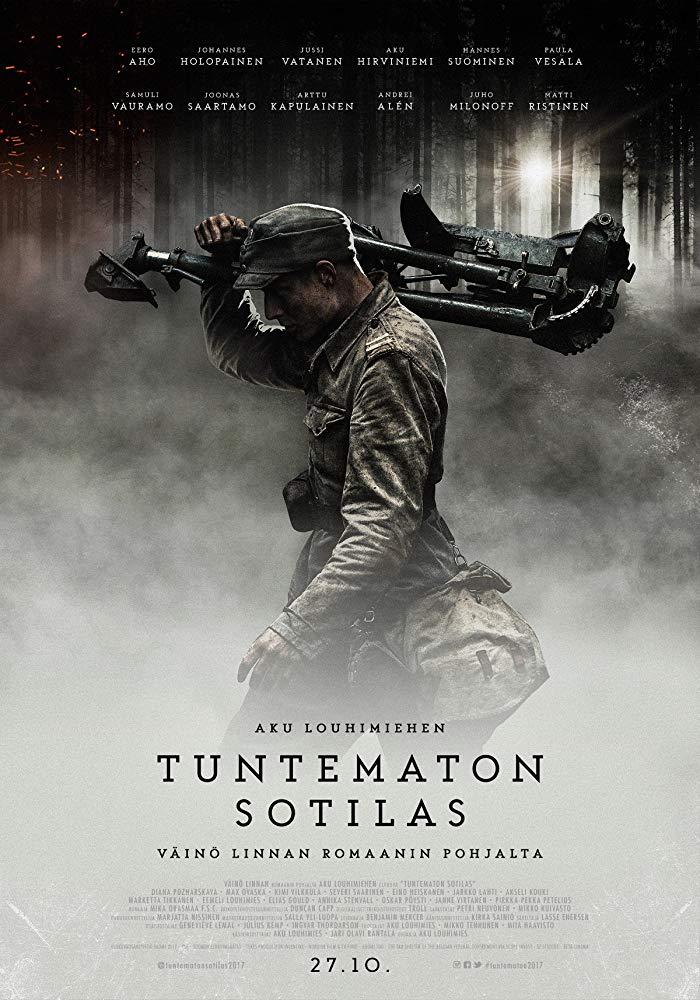 Tuntematon sotilas (2017) Sub Indo