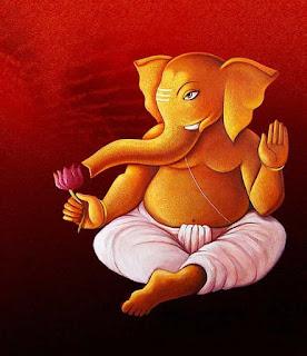 Shree Ganesh Mangalashtakam