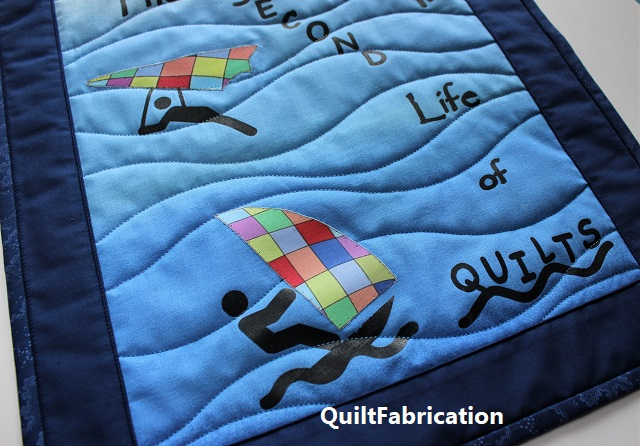 The Second Life of Quilts lower portion by QuiltFabrication