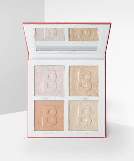 Delicate Bouncy Beam Multi Use Highlighter Palette