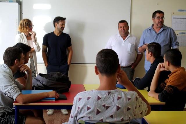 Fuerteventura.- Ayuntamiento de Antigua impulsa Dinámicas de comportamiento igualitario en los centros de estudio