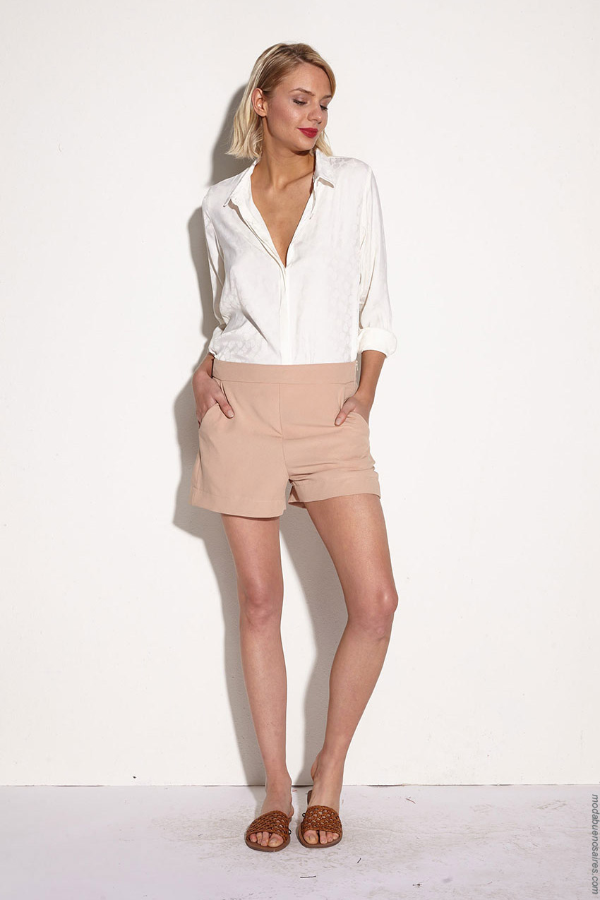 Camisas de mujer primavera verano 2020 moda.