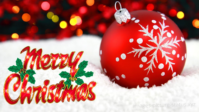 Merry Christmas Whatsapp & Facebook Status Images Download