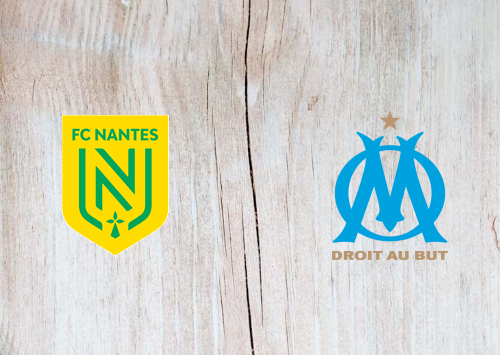 Nantes vs Olympique Marseille - Highlights 17 August 2019