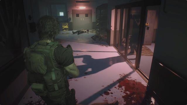 Resident Evil 3 Hospital