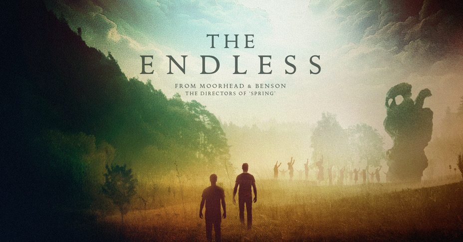 THE ENDLESS. (2017) A MIND-BENDING SCI-FI  HORROR FILM REVIEWED BY SANDRA HARRIS.