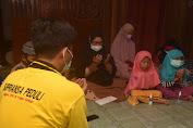 Tim Super Peduli Kunjungi Rumah Tahfidz Qur'an Labessi, Ini Tujuannya