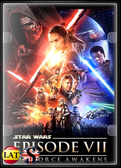 Star Wars: Episodio VII – El Despertar de la Fuerza (2015) HD 720P LATINO/INGLES