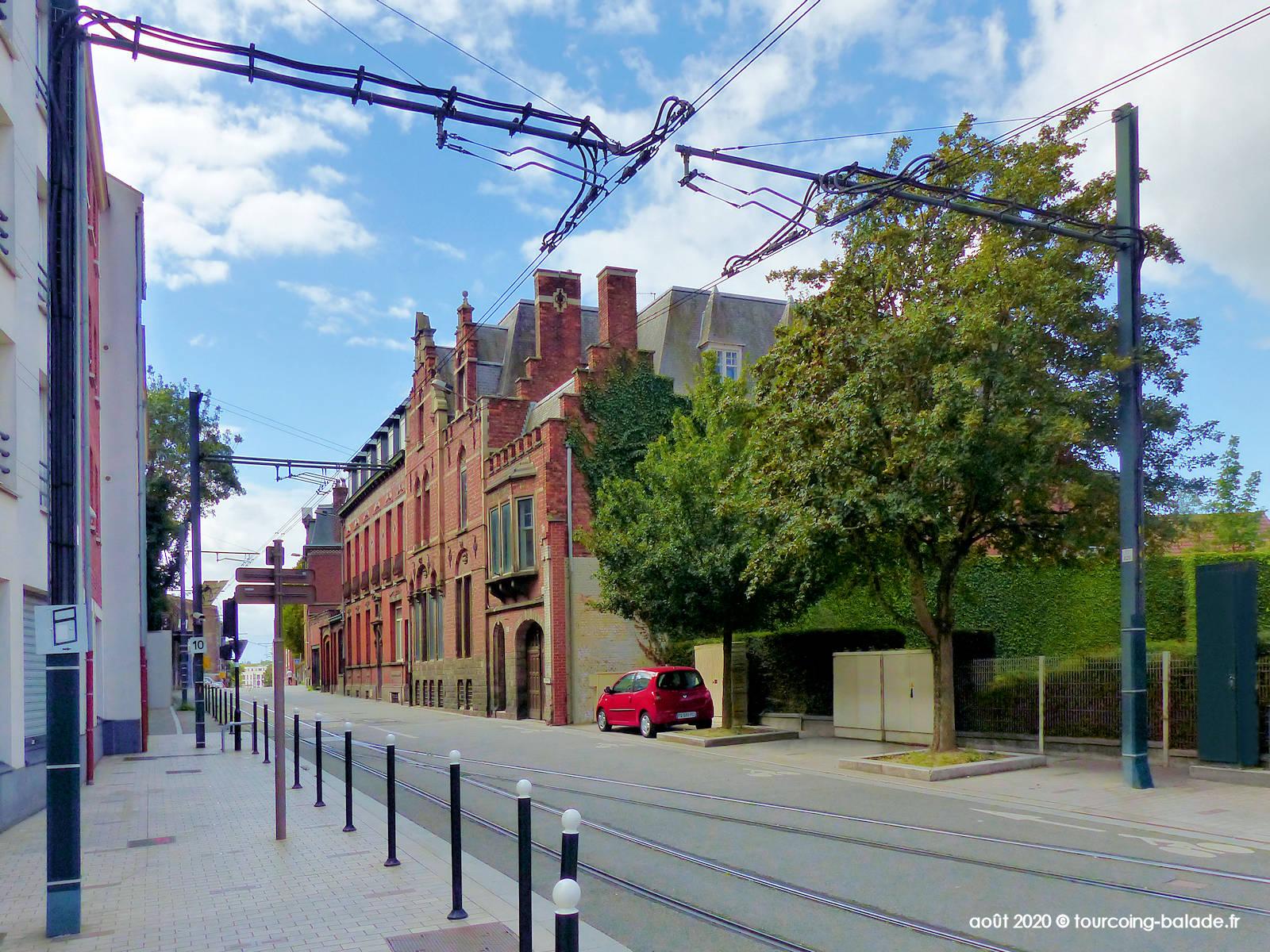 Rue Chanzy Tourcoing 2020