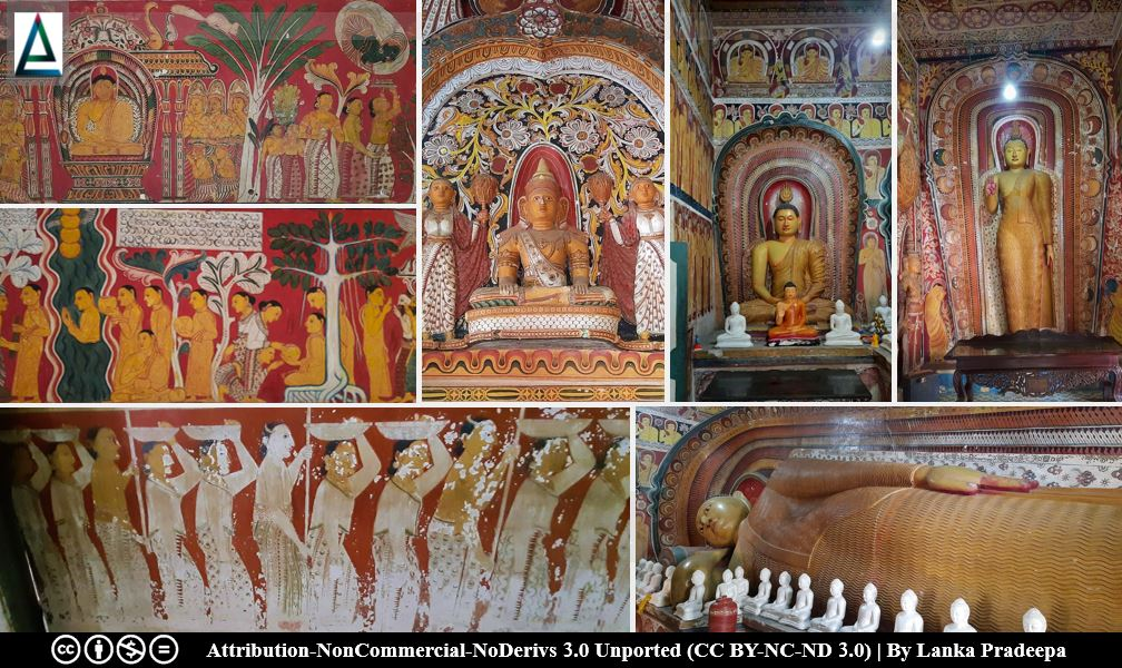 Murals of the Kandyan tradition