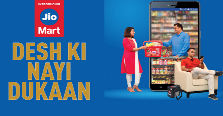 Reliance Starts WhatsApp Based Online Shopping Portal JioMart