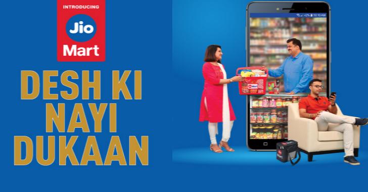 Reliance Starts WhatsApp Based Online Shopping Portal JioMart