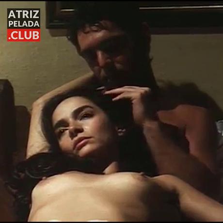 Cláudia Ohana nua em cena de sexo POLÊMICA para a época