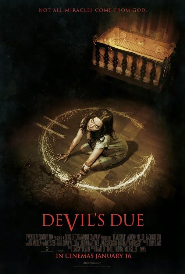 ตัวอย่างหนังใหม่ : Devil 's Due ซับไทย poster
