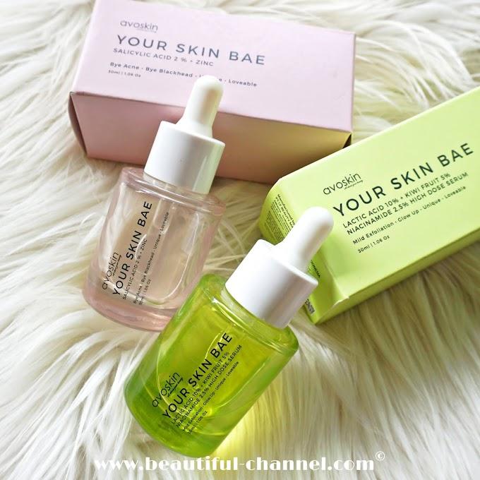 Chemical Exfoliator Dari Avoskin Your Skin Bae Series