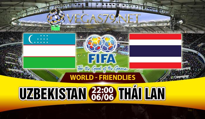 Nhận định, soi kèo nhà cái Uzbekistan vs Thái Lan