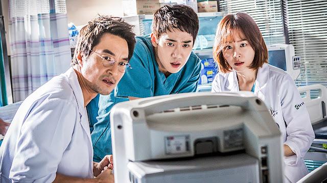 10 k-dramas médicos que você precisa assistir