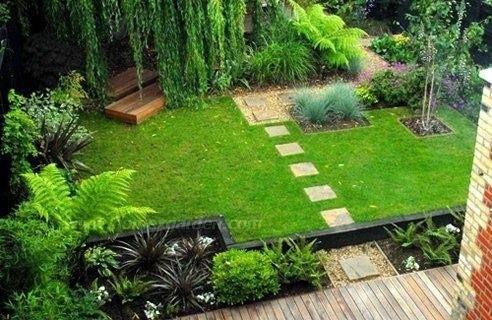 come sistemare un giardino con pochi soldi