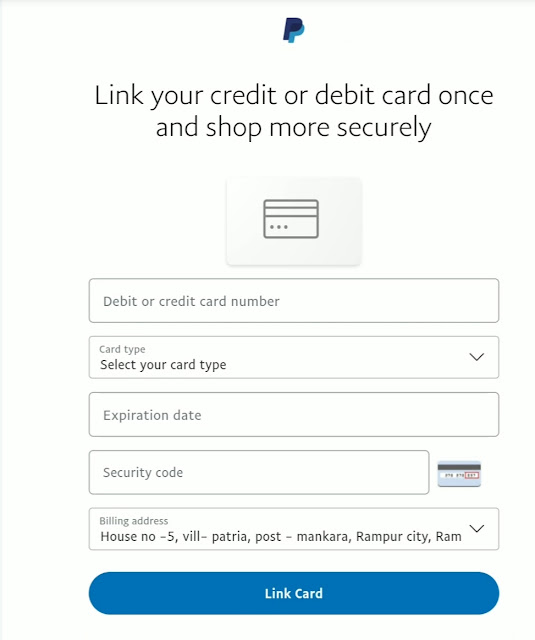 how to make paypal account