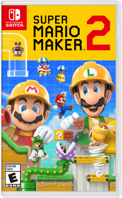 Super Mario Maker 2 Switch NSP XCI