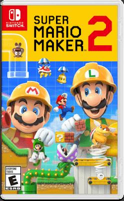 Super Mario Maker 2 Switch NSP XCI