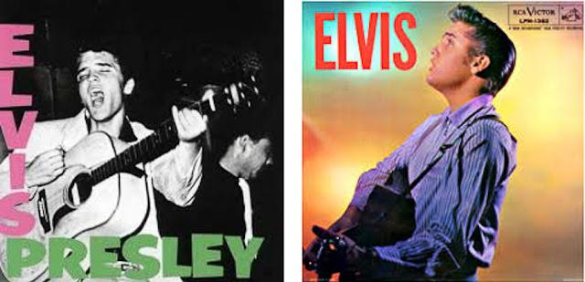 Discos de Elvis Presley