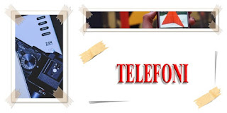 TELEFONI - CIJAN OGLASI